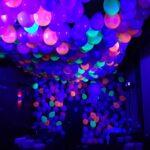 globos brillantes